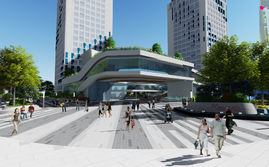横琴新区彩虹保障房项目