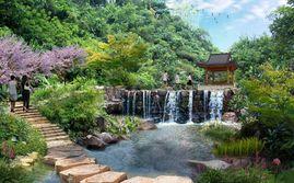 紅花山公園景觀工程設計