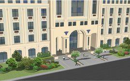 中山大学珠海校区公共实验楼项目