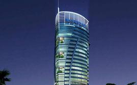 清远供电局生产调度综合楼设计方案