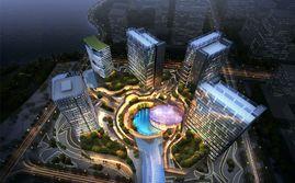 梧州沧海中央商务区